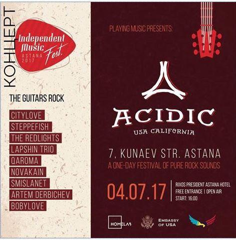 acidic 2