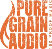 pure grain audio logo