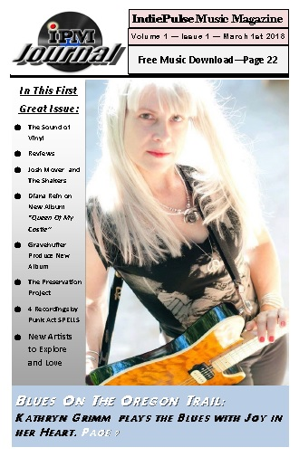 IPM Journal Print Edition – IndiePulse Music Magazine