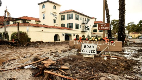 Heavy Rains Trigger Deadly Mudslides in Southern California