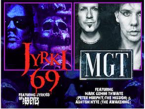 69 eyes tour dates 2018