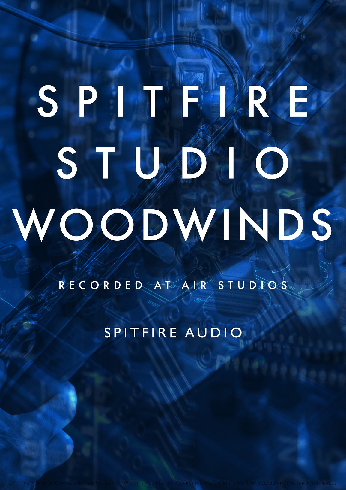 Spitfire Audio accomplishes its indispensable SPITFIRE STUDIO