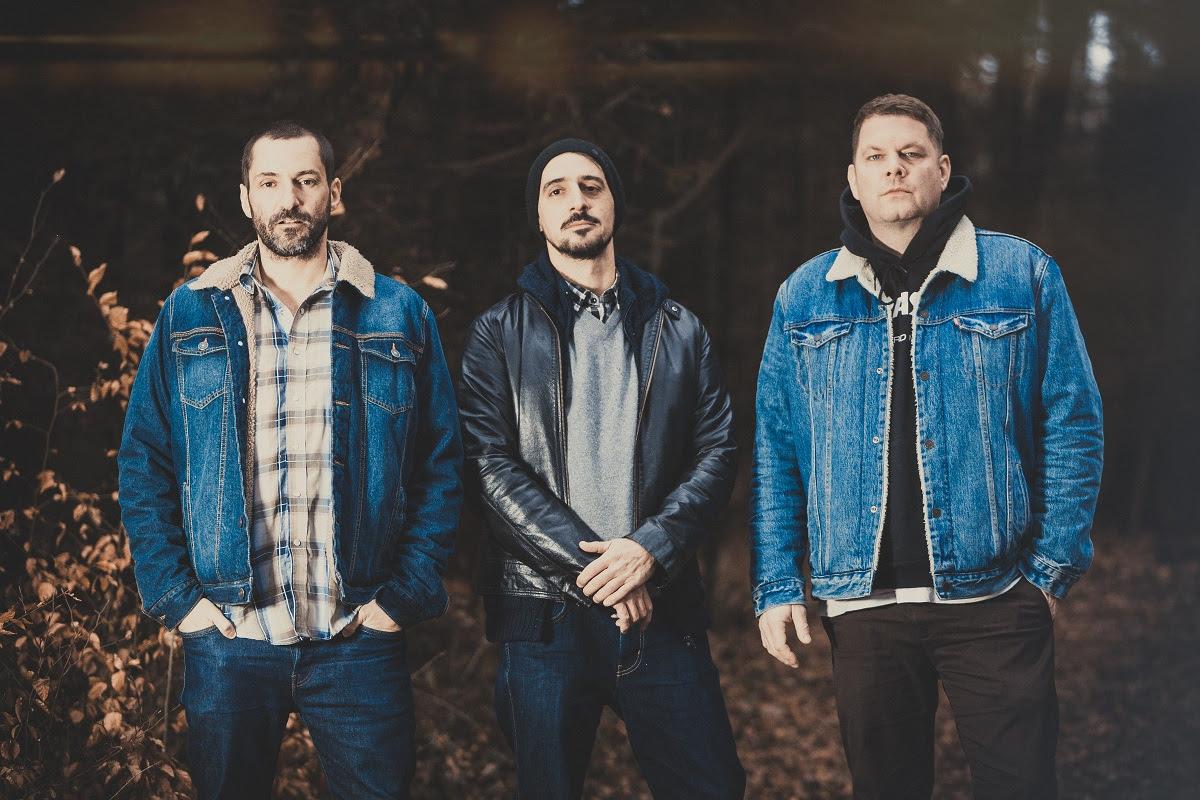 "762c0163 Swiss stoner-rockers Hey Satan (ex-Shovel, ex-HSE) premiered new music  video for the single ""Golgotha Beach"""