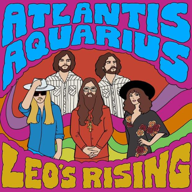 IndiePulse Reviews: Leo's Rising by Atlantis Aquarius – IndiePulse