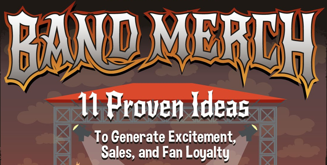 9af0da80 11 Band Merch Ideas Proven To Boost Sales, Fan Loyalty, and Excitement