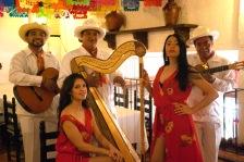 Nancy Sanchez Madame Recamier 2 with Sensacion Jarocha