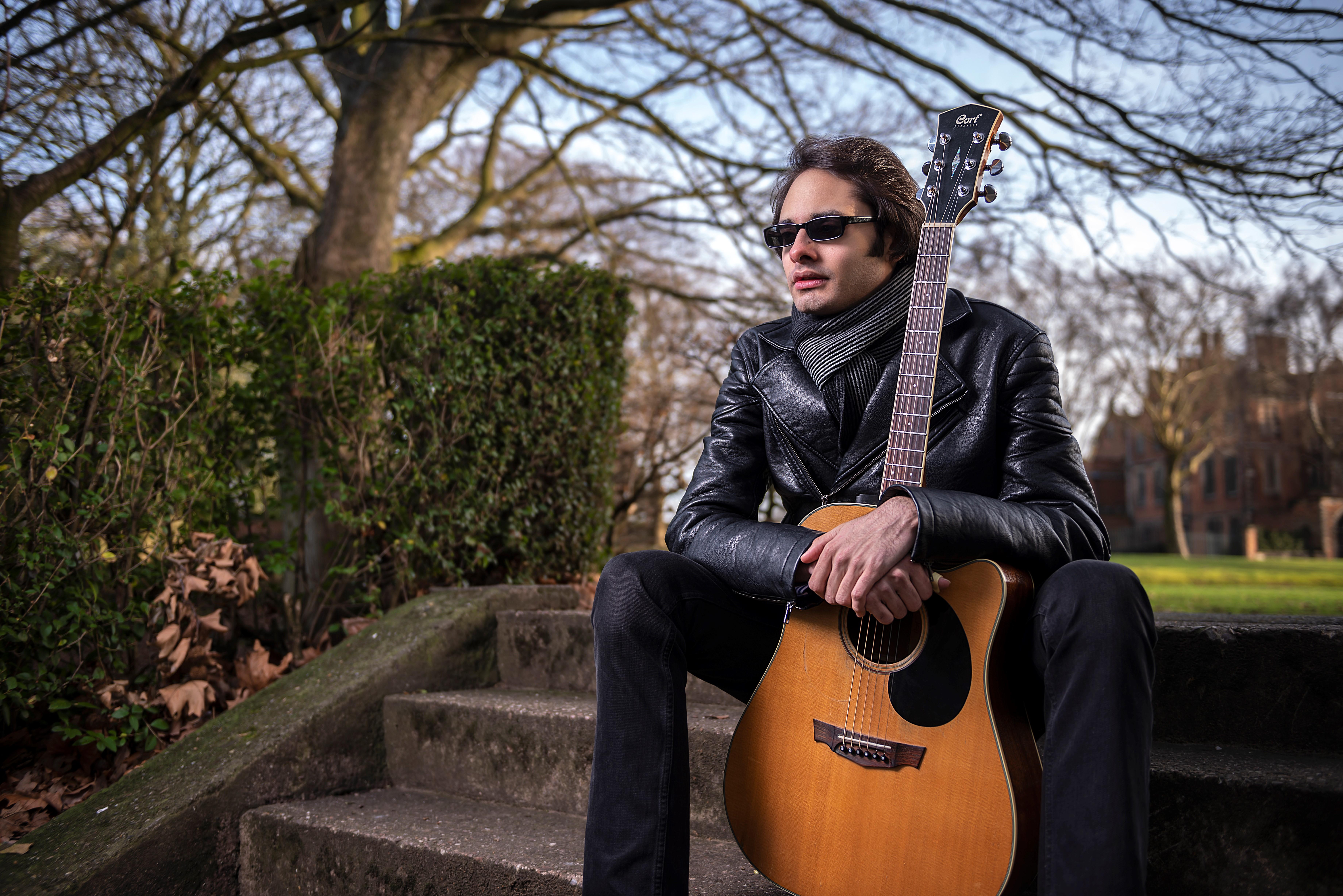 Singer Songwriter – Sunjay – releases latest album Devil Came